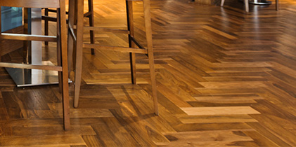 John Lynch Carpets - Timber Flooring